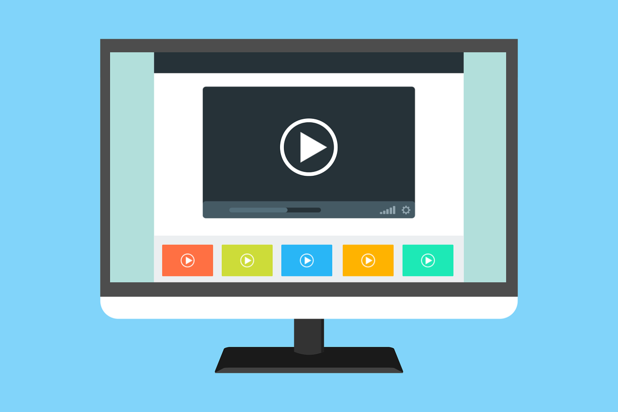 Creating engaging video content in an editing suite.